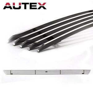 Horizontal Lower Bumper Billet Grille Grill Insert For 2002 2008 Dodge Ram 1500