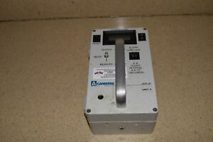 Canberra Industries Jhh 41 Radiation Detector