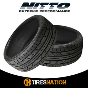 2 Nitto Nt555 G2 295 40zr18 103w Sl Summer Ultra High Performance Tires