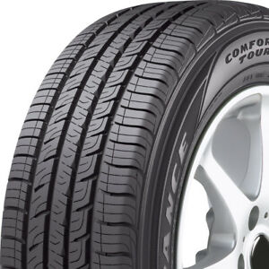 2 New 225 55 16 Goodyear Assurance Comfortred Touring 740ab Tires 2255516