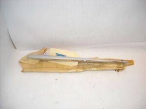 Mopar Nos 1959 1960 Chrysler Fender Top Spear Chrome Trim Molding 1904615
