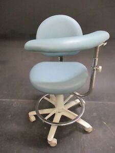 Brewer Stm Dental Furniture Stool For Dentistry Operatory Seating 172224