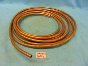 Cmc Howell Metal Soft Copper Water Tubing 1 2 Type L 40 Ft