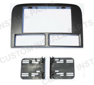 Double Din Car Stereo Install Dash Radio Kit For 1999 2004 Jeep Grand Cherokee