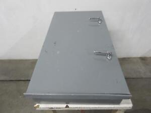 Square D 80122 170 52 12313460830040001 Electrical Power Distribution Panel T10