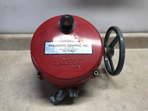 Used Bray Controls Series 70 70 0201 113a0 536 a Electric Actuator