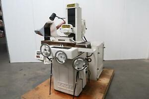 K o Lee S714brf Surface Grinder W Magnetic Chuck And Filter T126387