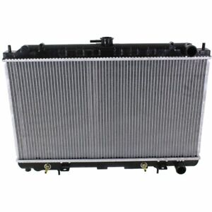 Radiator For 1995 1998 Nissan 240sx 2 4l 4cyl Engine Automatic Transmission