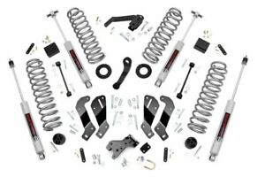 Rough Country 3 5 Lift Kit Fits 2007 2018 Jeep Wrangler Jk 4dr N3 Shocks