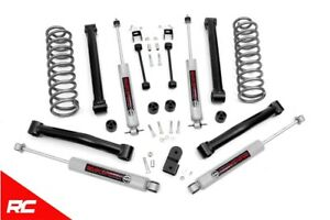 Rough Country 632 20 3 5 Lift Kit For Jeep 93 98 Grand Cherokee Zj 4wd