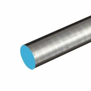 4130 Steel Round Rod Diameter 1 125 1 1 8 Inch Length 48 Inches