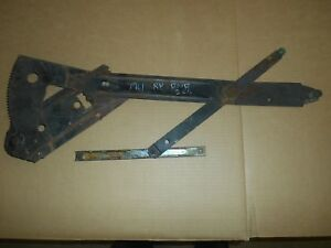 1961 1962 Chevrolet Bubble Top Rh Door Window Regulator