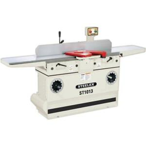 St1013 12 Jointer With Helical style Cutterhead Free Shipping