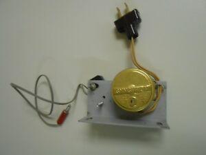 Working Synchron 6 Rpm K12ra 5 65 110v 60 Clock Timer Motor