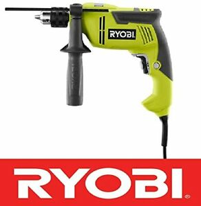 Ryobi 1 2 Inch Corded 5 Amp Variable Speed Hammer Drill Hd420