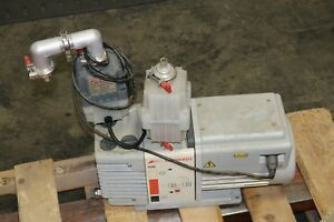 Edwards E lab 2 Vacuum Pump Nice