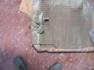 International Ih Farmall Tractor Radiator C Super C