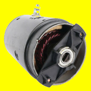 New Pump Liftgate Lift Motor 12 Volt Cw Slotted Shaft Mdy7039 Mdy7039s 46 2580