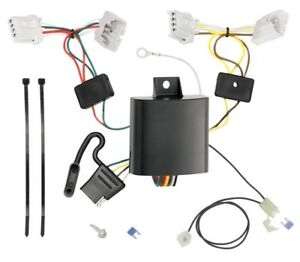 Trailer Wiring Harness Kit For 09 14 Nissan Murano Except Crosscabriolet New