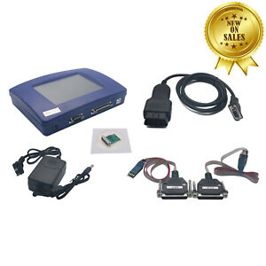 Qmain Unit Digiprog 3 V4 94 W Obd2 St01 St04 Cable Odometer Correction Tool Ht55