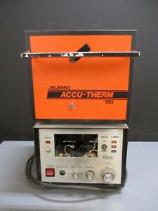Jelenko Quality Accu therm 150 Dental Oven Laboratory Furnace For Parts repair
