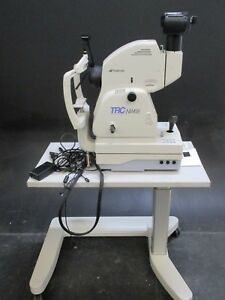 Topcon Trc nw6s Fundus Dental Retinal Fundus Camera W Table For Optometry