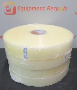 Shurtape Hp Series Hp200 Machine Length Packaging Packing Tape Hot Melt Lot Of 4