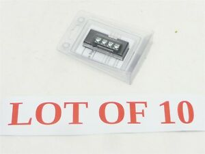 Lot 10 New In Package Edwards Est Genesis G1m Signal Master Fire Alarm Module