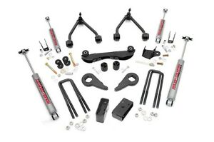 Rough Country 2 3 Suspension Lift Kit Chevy Gmc K1500 Tahoe Yukon 88 98 4wd