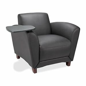 Lorell Llr68953 Reception Seating Chair With Tablet 5 75 Height X 27 34 Width
