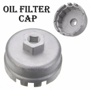 Oil Filter Housing Tool Remover Cap Wrench 14 Flutes 79mm For Lexus Toyota