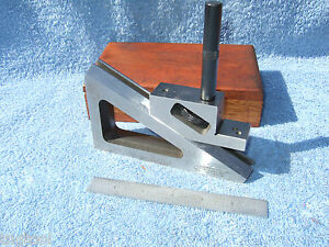 Planer Gage Suburban Tool Co Pg 613 Machinist Toolmaker Inspection Grind Layout