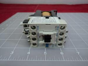 8 Mitsubishi Sd n11 Magnetic Contactor 20a Lot T11499