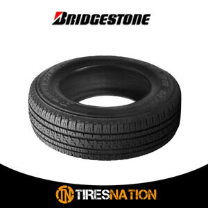 1 Bridgestone Dueler Hl Alenza Plus P245 70r16 106h Premium All Season Tires