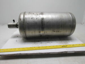 5gal Aluminum Pneumatic Air Tank 6 Bar 87psi Max