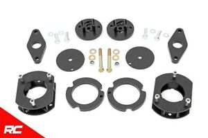 Rough Country 60300 2 5 Inch Leveling Kit For 11 18 Jeep Grand Cherokee Wk2 4wd