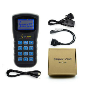 Super Vag K Can 4 8 Key Programmer Odometer Correction Read Security Code Tool
