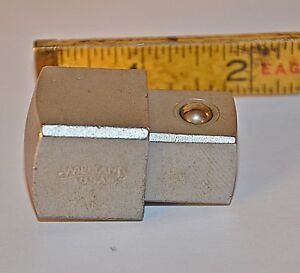 Williams Usa 3 4 Drive Male Adapter To 1 Male New Free Shipping