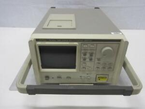 Anritsu Mw910c Optical Time Domain Reflectometer T56815