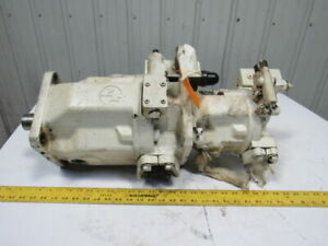 Brueninghaus Aa10vso Variable Axial Piston Double Hydraulic Pump Stack