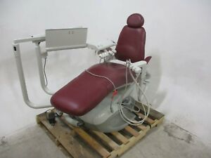 Pelton Crane Sp30 Dental Furniture Chair W Delivery System 6674