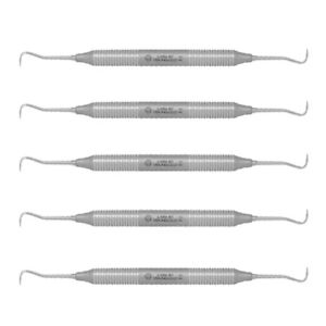 Osung Dental Sickle Scaler Anterior 5pcs 206 lsh6 h7 5pk