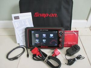 Snapon Solus Edge Touch Diagnostic Scanner Look