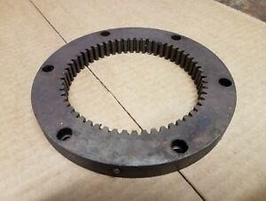 Hobart Mixer 12 Qt Model A 120 Planetary 56t Ring Gear Great Shape