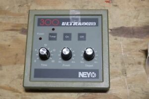 Ney 300 Ultrasonik Parts Cleaner Controller