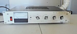 Pacific Instruments Model 204 03 l Hw high voltage Power Supply nice