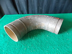 4 Gruvlok stainless Steel 90 Degree Elbow c To E 9