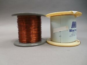 Magnet Wire 20 Gauge Awg Enameled Copper 800 Feet Coil Winding 3lbs