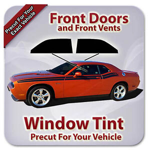 Precut Window Tint For Dodge Ram 1500 Extended Cab 1994 2001 front Doors