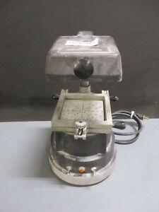 Model 101 Dental Lab Vacuum Pressure Former For Mouth Guard Thermoforming